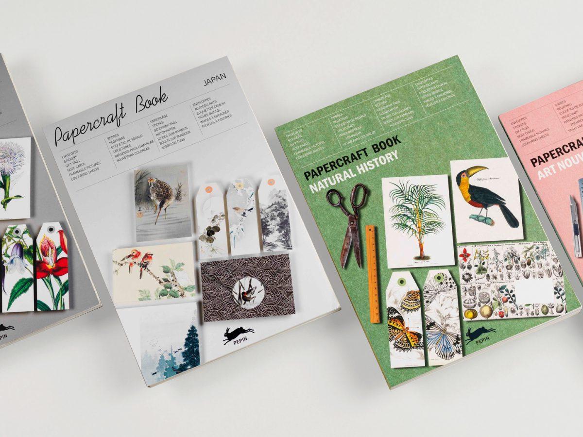 Papercraft Books